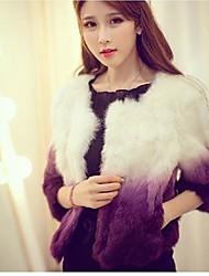nai.si vrouwen europese luxe warmte goedkope bontjassen meer kleuren