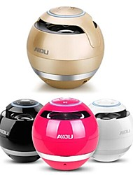 AIDU AY800 Mini Portable Wireless Bluetooth V3.0 Speaker Supports TF Card Slot with FM and Handsfree Functions