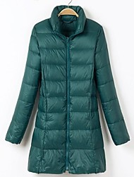 Women's Long Down Coat