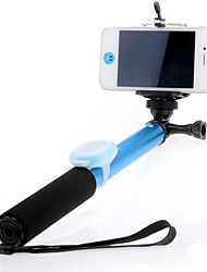 EOSCN ES-902L Mini Hand Held Monopod w/ Bluetooth Remote Control for Camera and Cellphone - Black