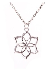 Silver Pendant Necklaces Wedding / Party / Daily / Casual / Sports Jewelry