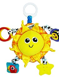Lamaze Ramah Ze Sunflower Bed Hang With BB