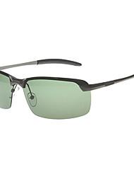 polarisierten Männer Rechteck Legierung klassische Sonnenbrille