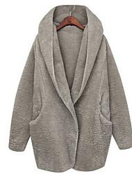 sudadera con capucha de la moda coreana capa gruesa de KittyKitty mujeres
