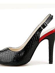 Women's Shoes Peep Toe Stiletto Heel Pumps Shoes More Colors available
