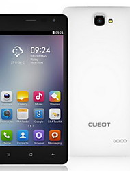"Cubot S168 5.0"" Android 4.4 3G Smartphone(Dual SIM,Quad Core,GPS,Dual Camera,RAM 1GB,ROM 8G)"