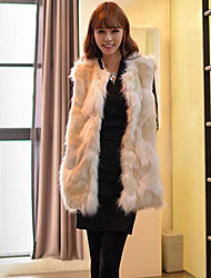 Women's Fashion Winter All Match Fur Vest