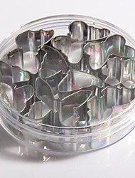 8PCS Butterfly Set Stainless Steel Cake / Cookie Mould