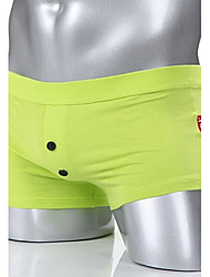 confortable sainement coton sexy boxeur sous-vêtements masculins