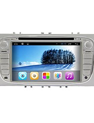 Android 7-inch 2 Din TFT Screen In-Dash Car DVD Player For Ford Mondeo With BT,Navigation-Ready GPS,RDS,IPOD