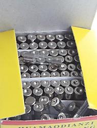 DIY 5 x 20mm Glass Tube Fuse Set - 8A / 250V (100-Piece)