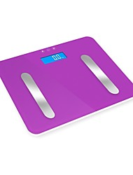 High Accuracy Digital Body Fat Track Scale & Bathroom Scale with PC Connection and Fitness Software