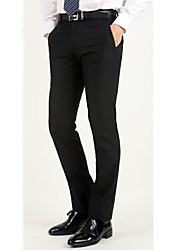 Hansun Men's Slim-Fitting Pants