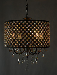 Crystal Chandeliers , Modern/Contemporary/Drum Living Room/Dining Room/Bedroom/Study Room/Office