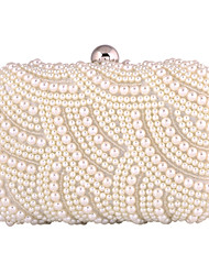 Handbags Pearls Waves Wedding/Special Ocassion/Evening Clutches