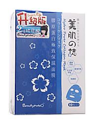 BeautyMate  Hydro Power Collagen Mask 10pcs