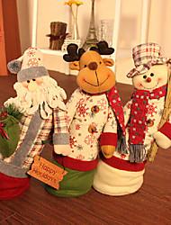 giro del cuerpo navidad muñecos de peluche