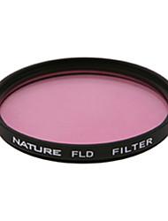 naturaleza 82mm filtro de color fluorescente