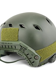 New Fashion Military Green Dark Grey Tactical Military Base Airsoft Paintball FAST Style Jump Helmet