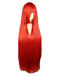 Red Cosplay Wig Inspired by Shakugan no Shana Shana