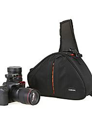 canbale single-ombro saco da câmera nylon s2 com capa de chuva