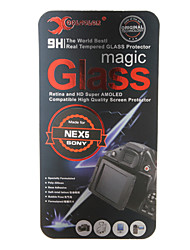 Tempered Glass Camera Screen Protector for Sony NEX 5
