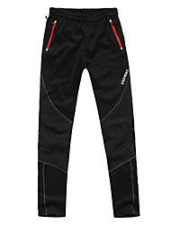 KOSHBIKE/KORAMAN® Cycling Pants Men's Breathable / Thermal / Warm / Quick Dry / Wearable BikePants/Trousers/Overtrousers / Tracksuit /