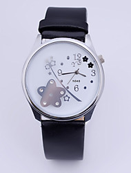 L&W Fashion All Match Pu Watch