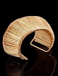 Fashion Opening Arched Bracelet