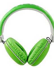 VYKON MQ33 Superb 3.5 mm On-ear Headphones with Microphone for Apple Devices(Assorted Colors)