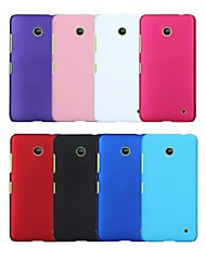 Pajiatu Mobile Phone Hard PC Back Cover Case Shell for Nokia Lumia 635(Assorted Colors)