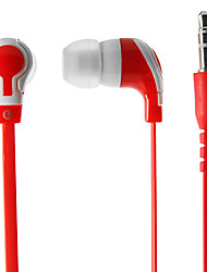 3.5mm High Performance Flat line in ear Stereo Audio Earphones Heavy Bass for iPhone 6 iPhone 6 Plus