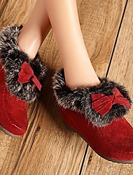 botas de mujer zapatos de nieve botines toe cuña redondas más colores disponibles