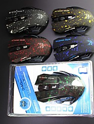 JITE JT-3231 2.4GHz Wireless Professional Gaming Mouse 1600DPI Notebook Laptop PC Game Mouse