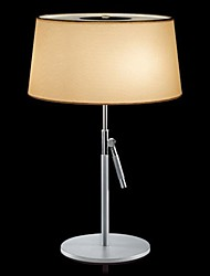 moderno estilo minimalista lâmpada tecido elevador