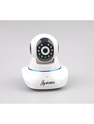 720P/1.0MP P2P PTZ Wireless IP Camera IR Wifi Night Vision Indoor HD Camera  JYA2206