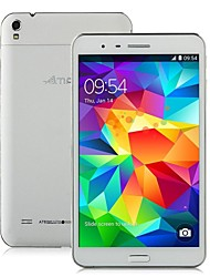 "Ampe A78 3G 7.0"" FHD IPS 1920x1200 Phablet MTK6592 1.7GHz Octa Core Octa Core  2GB RAM 16GB ROM Bluetooth4.0 -White"