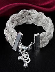 De karuir vrouwen handwerk delicatesse mode 925 zilveren armband