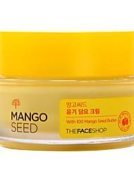 The Face Shop MANGO SEED Mango Seed Silk Moisturizing Facial Butter