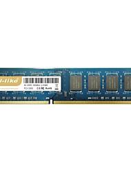 j-like® RAM Computer-Speicherchip 4 GB 1600 MHz für den Desktop