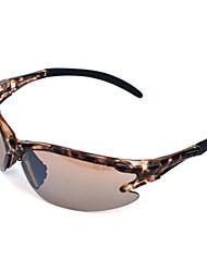 Солнцезащитные очки люди / женщины / Унисекс's Классика / Спорт / Мода обернуть Леопардовый принт Солнцезащитные очки Половинная оправа