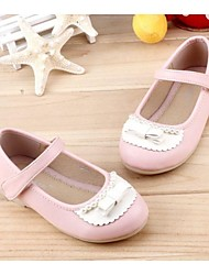 Girls' Shoes Round Toe Flat Heel Leatherette Flats Shoes More Colors available
