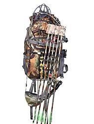 jungleman® sac de camouflage de sport de chasse pour transporter une arme à feu ou arc