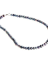 le collier de perles naturelles de femmes à la mode (1pc)