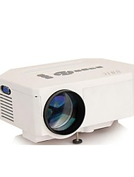 VGA LCD Mini Projector with HDMI Input TV Tuner(UC30)