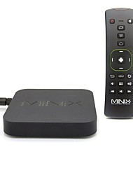 MINIX NEO X8-H Plus  Quad-Core Android 4.4.2 Google TV Box  Hardware Decording 4Kx2K & Full 2160p H.265/HEVC + A2 Lite