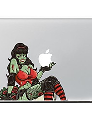 The Woman Design Decorative Skin Sticker  for MacBook Air/Pro/ Pro with Retina Display