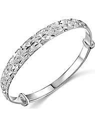 YDH Women's All Match Silver Plating Bracelet