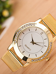 Wanbao Women's Elegant Diamonade Bracelet Watch