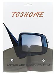 toshome film anti-éblouissement pour rétroviseurs extérieurs pour Audi A1 2011-2014